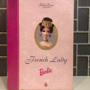 Mattel Other - BARBIE FRENCH LADY COLLECTOR EDITION 1996 NIB
